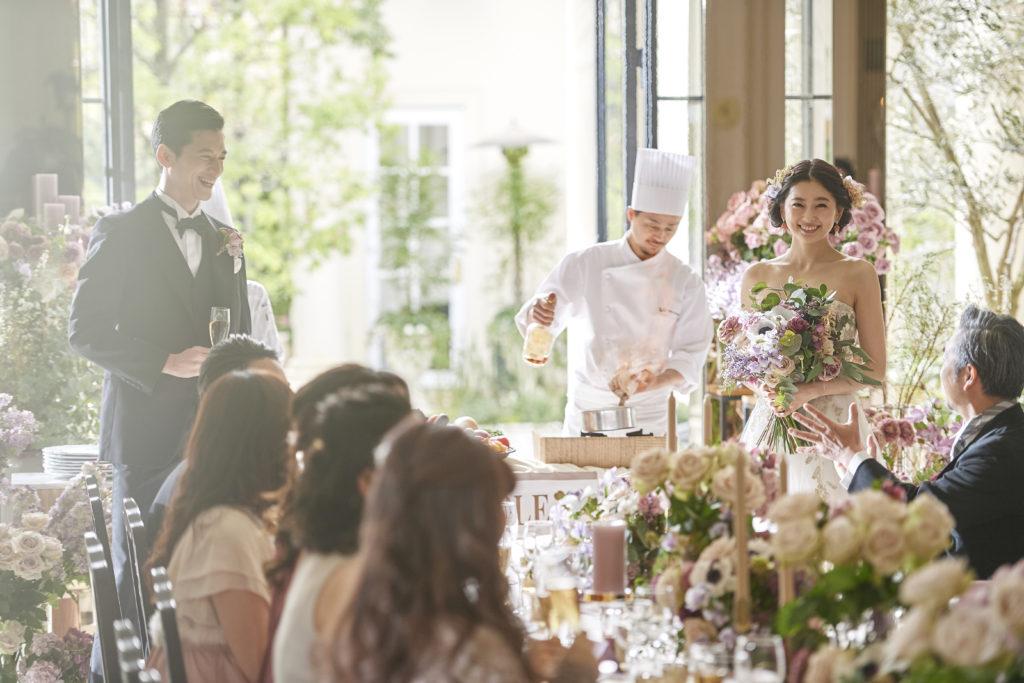 長崎の結婚式場 ベイサイド迎賓館長崎