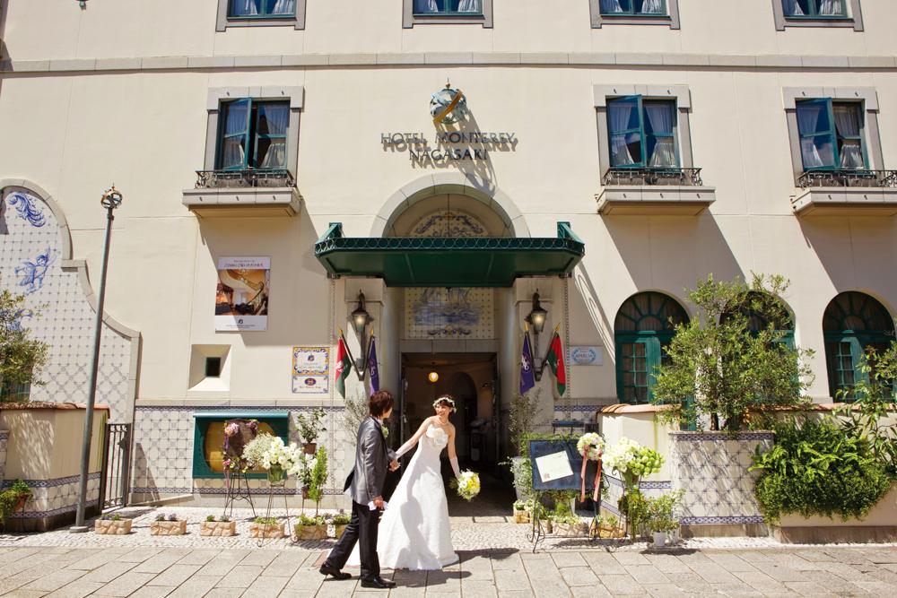 長崎の結婚式場 ホテルモントレ長崎