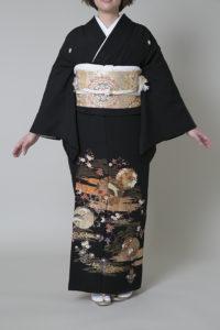 長崎の結婚式の留袖レンタル