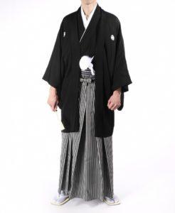 ビーエスウエディングの紋付袴