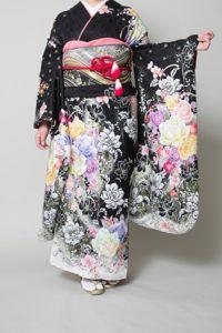 長崎の結婚式の振袖レンタル