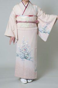 長崎の結婚式の訪問着レンタル