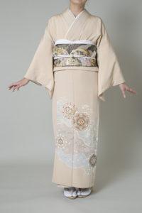 長崎の結婚式の色留袖レンタル