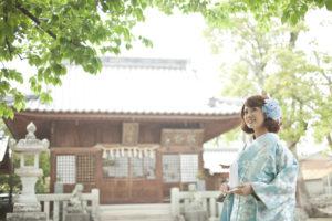 長崎 神社挙式